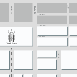 Interactive Event Map Of Downtown Slc The Blocks Slc