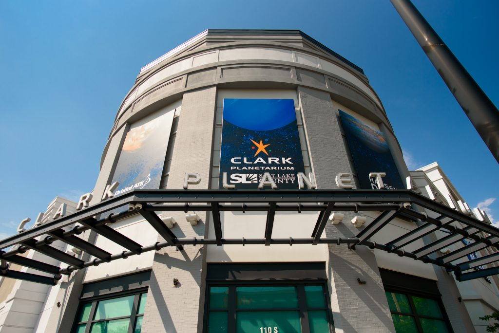 clark planetarium salt lake city