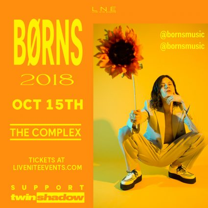BØRNS @ The Complex