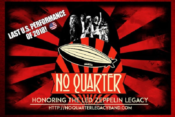No Quarter - Led Zeppelin Tribute Band