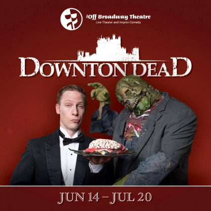 Downton Dead Parody