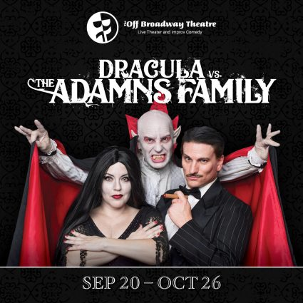 Dracula vs. The Adamns Family Parody