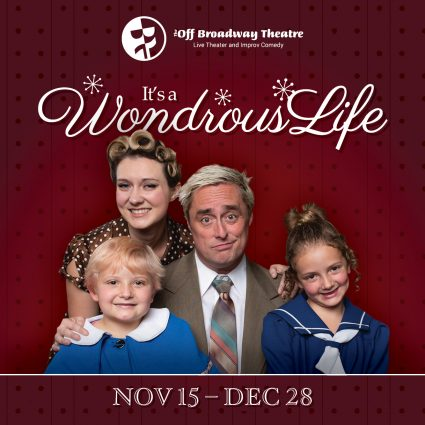 It's a Wondrous Life Parody