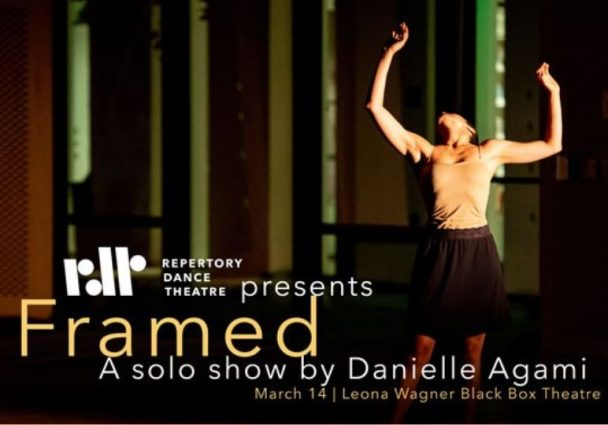 Framed: A Solo Show by Danielle Agami