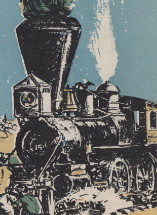 The Spike That Changed Everything: An Exhibit Celebrating 150 Years of Railroad Adventures in Utah