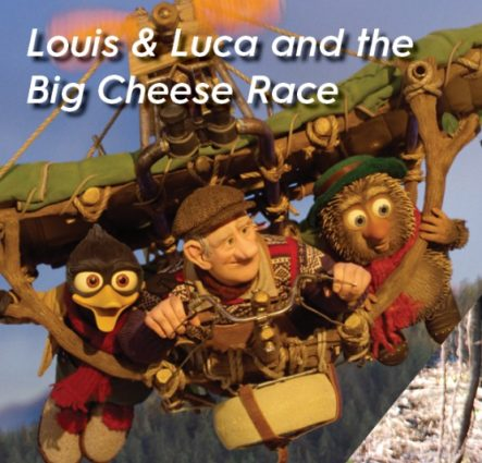 Tumbleweeds Film Festival Kickoff: Louis & Luca and the Big Cheese