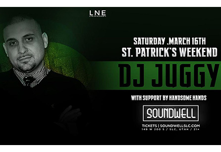 St. Patrick's Weekend with DJ Juggy