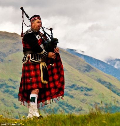 A Highland Bagpipe Experience