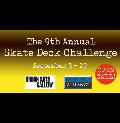 The 9th Annual Skate Deck Challenge