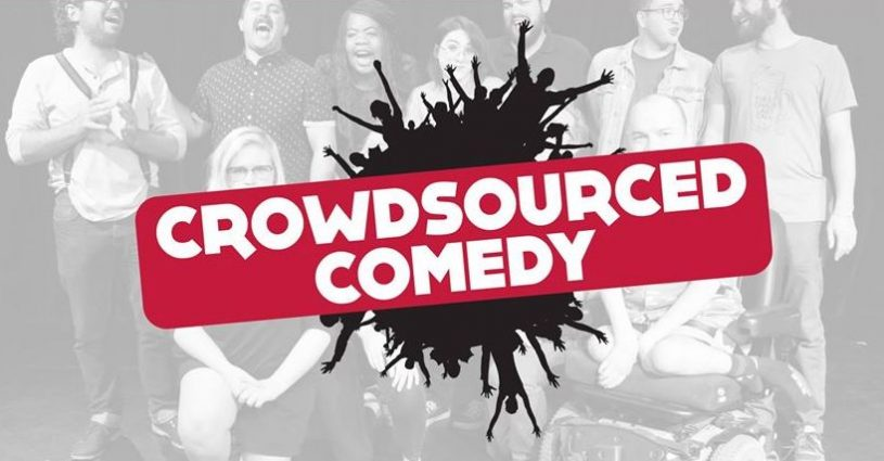 Crowdsourced Comedy Improv Showcase