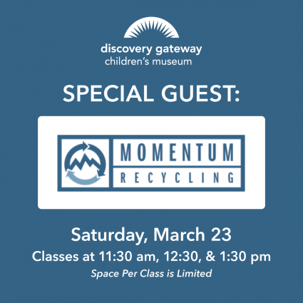 Special Guest: Momentum Recycling