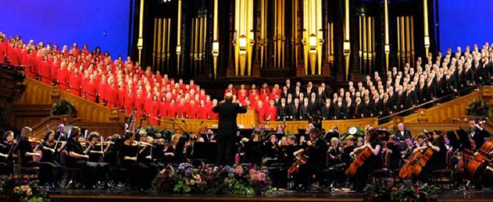 (CANCELLED) 2020 Pioneer Day Concert: Mormon Tabernacle Choir and Orchestra on Temple Square