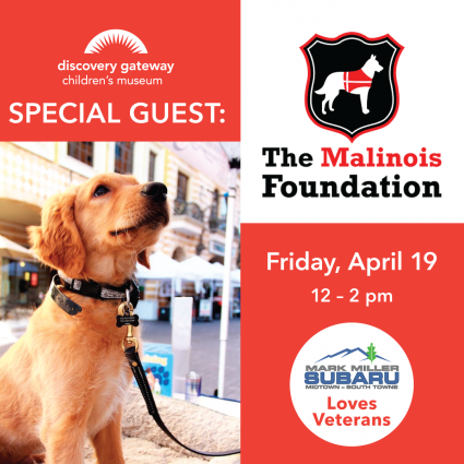 Special Guest: The Malinois Foundation