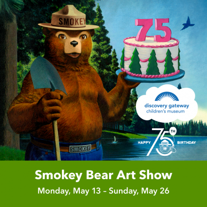 Smokey Bear Turns 75!