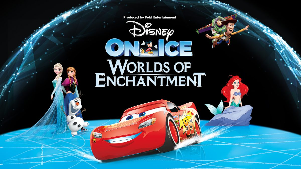 Disney On Ice Presents Worlds of Enchantment