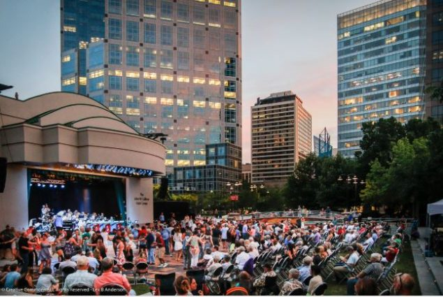 Gallivan Big Band Summer 2019: Night Star Jazz Orchestra