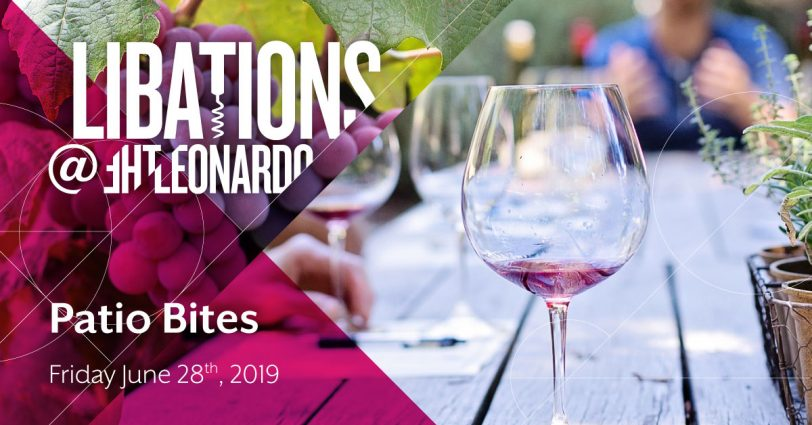 The Leonardo Libations: Patio Bites