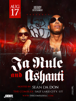 Ja Rule & Ashanti @ The Complex