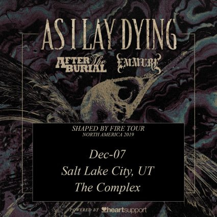 As I Lay Dying @ The Complex