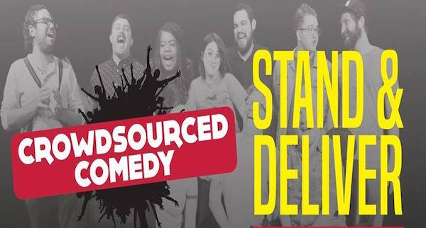 Stand and Deliver: A Stand-up Inspired Improv Show