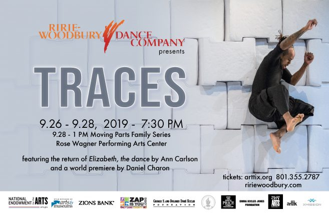 Ririe-Woodbury Dance Company - Traces