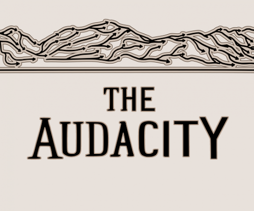 The Audacity by Jenifer Nii - TEMPORARILY POSTPONED