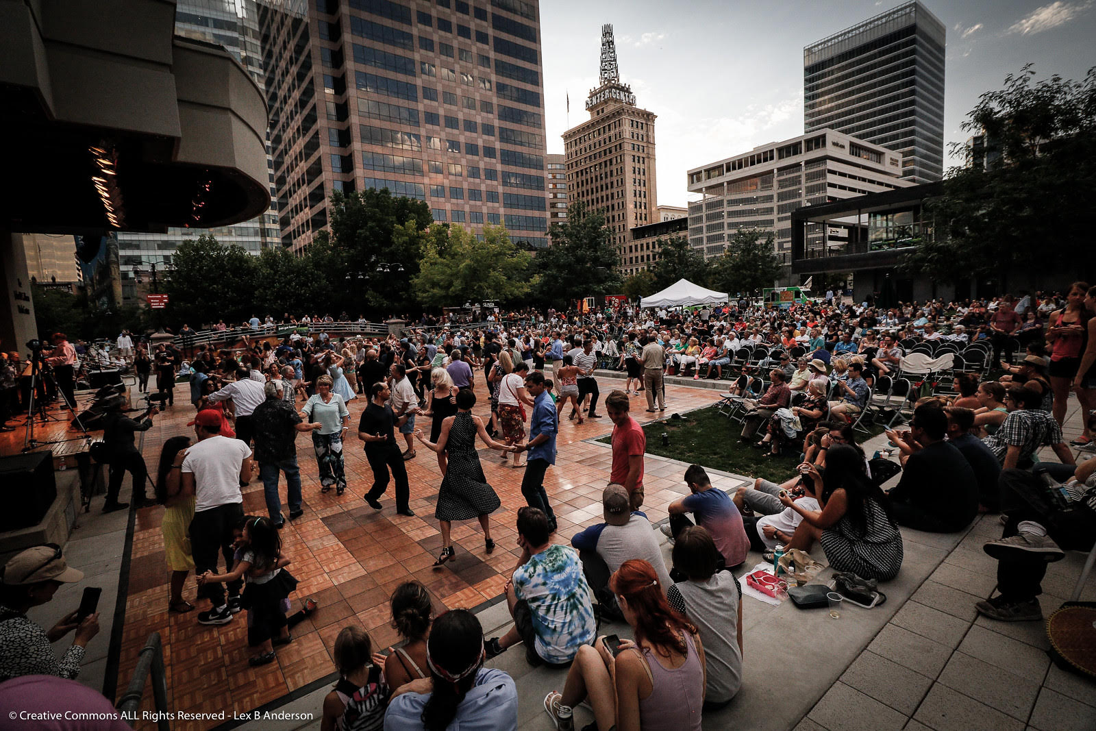 Gallivan Plaza SLC