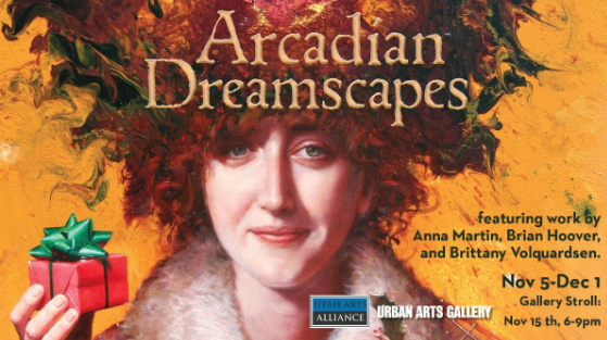 Arcadian Dreamscapes - Featuring Anna Martin