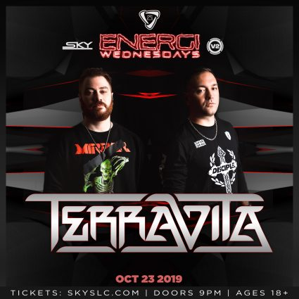 Energi Wednesdays: Terravita (18+)