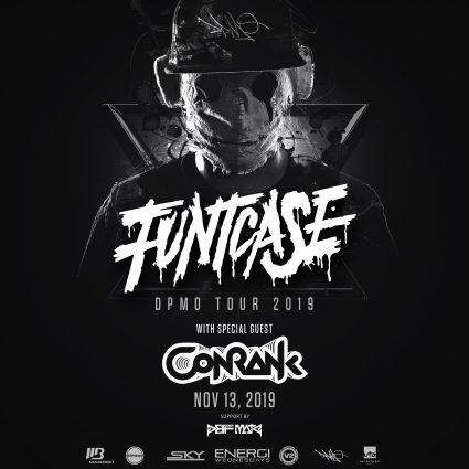 Energi Wednesdays: Funtcase DPMO Tour 2019 (18+)