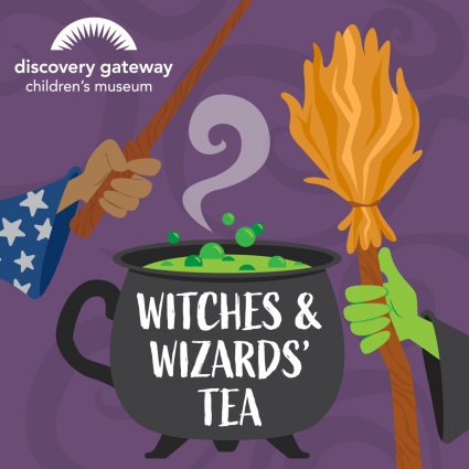 Witches & Wizards' Tea