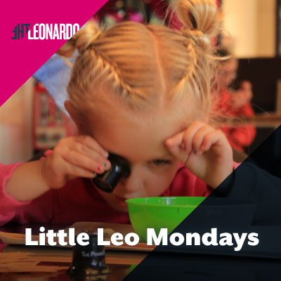 Little Leo Monday Mornings