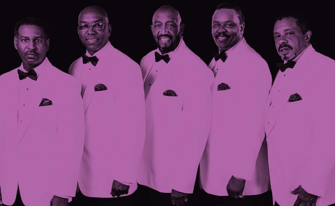 The Temptations with the Utah Symphony -POSTPONED