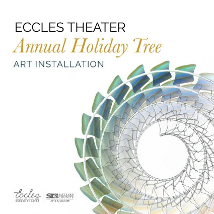 Eccles Theater Annual Holiday Tree Celebration