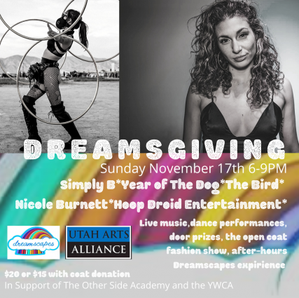 DREAMSGIVING at Dreamscapes