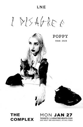 POPPY @ The Complex