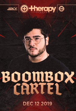 Therapy Thursdays: Boombox Cartel