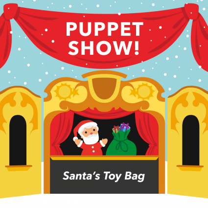 Puppet Show | Santa's Toy Bag