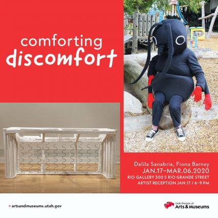 Comforting Discomfort Exhibition