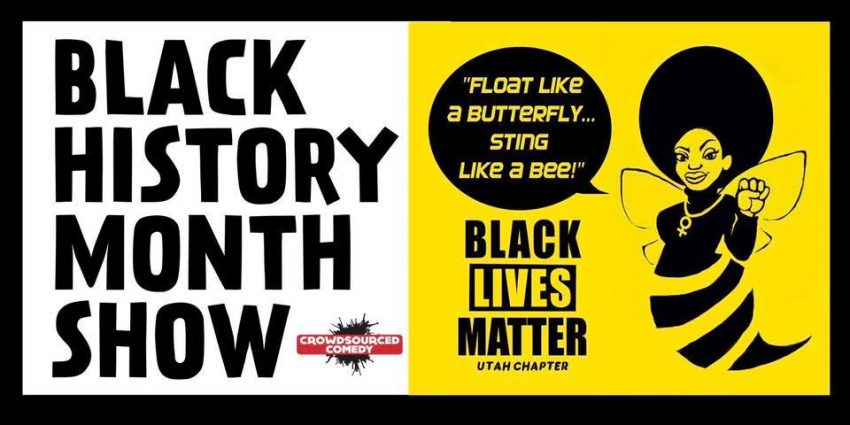 Black History Month Comedy Show