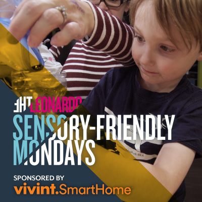Sensory-Friendly Mondays VIRTUAL