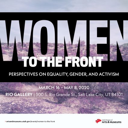 WOMEN TO THE FRONT: PERSPECTIVES ON EQUALITY