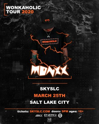 Energi Wednesdays: Monxx (18+) -POSTPONED