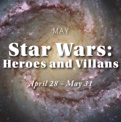 Star Wars: Heroes and Villians