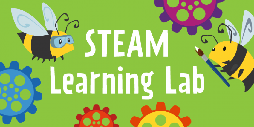 STEAM Learning Lab -VENUE CLOSED
