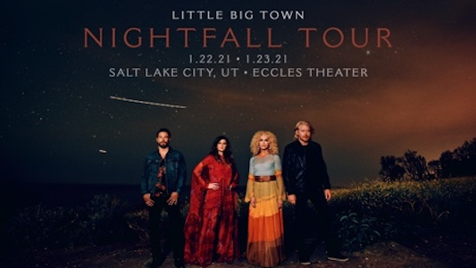 Little Big Town: Nightfall Tour