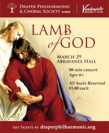 "Rob Gardner's ""Lamb of God"" – CANCELLED"