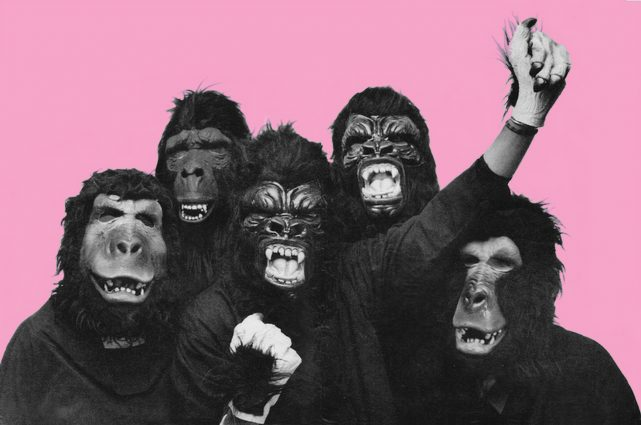 GUERRILLA GIRLS -VENUE CLOSED