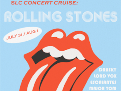 Rolling Stones Concert Cruise