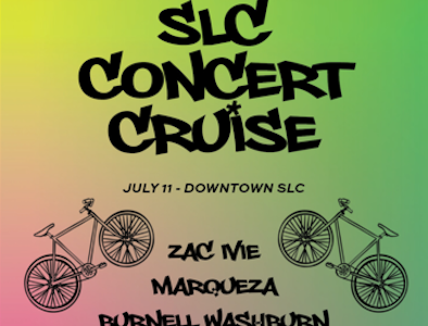 SLC Concert Cruise - July 11th